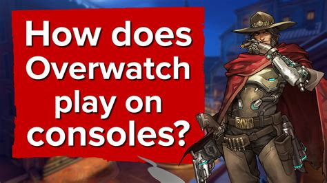 Where To Find To Play Overwatch With How Does Overwatch Play On Consoles Ps4 Xbox One Gameplay Comparison