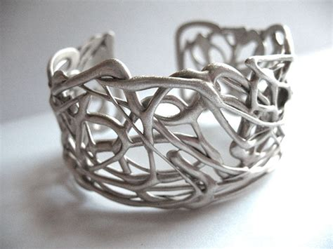 Silver Handmade Bracelets - sterling silver handmade jewelry on behance