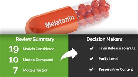 the best melatonin best melatonin supplement in march 2018 melatonin