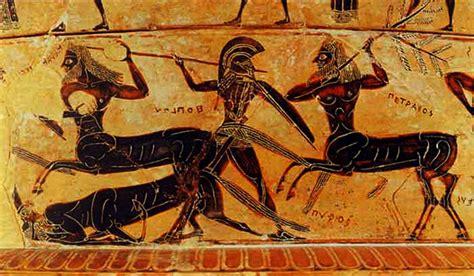 tarİh ve arkeolojİ françois vazosu nda truva savaşı