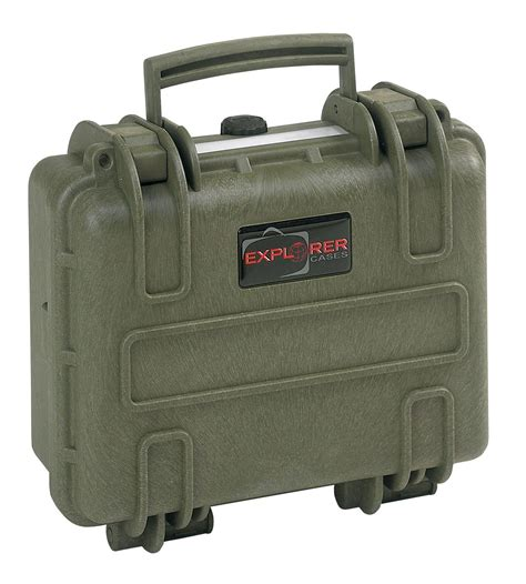 cassette stagne valigie anti shock in polipropilene copolimero mod 2712 g