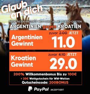 888sport betfair quoten boost f 252 r arg vs cro wm topquoten