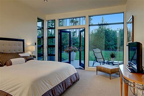 Bedroom Landscape Fabulous Forest House Promises Sophistication Coupled With