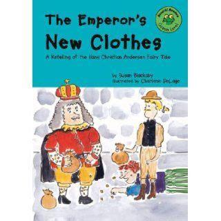 Emperor S New Clothes Pop Up Book deborah hautzig hans christian andersen darcy may books