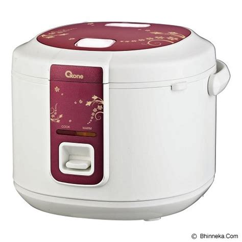 Mixer Oxone 3 In 1 jual rice cooker oxone 3 in 1 rice cooker ox 820n