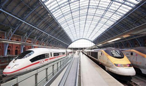 200MPH Bullet Trains to Connect Frankfurt, London ...