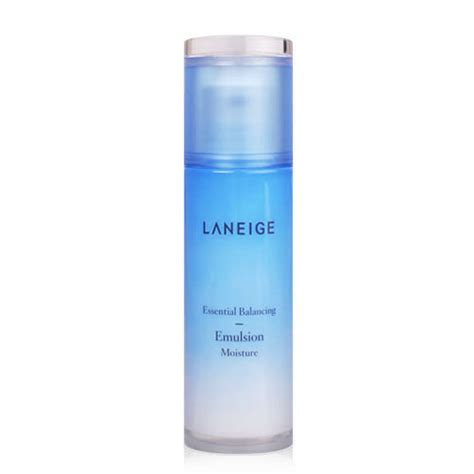 Promo Laneige Moisture Balancing Emulsion 25 Ml laneige essential balancing emulsion moisture for