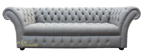 grey leather chesterfield sofa chesterfield grey sofa 11 best sofas images on