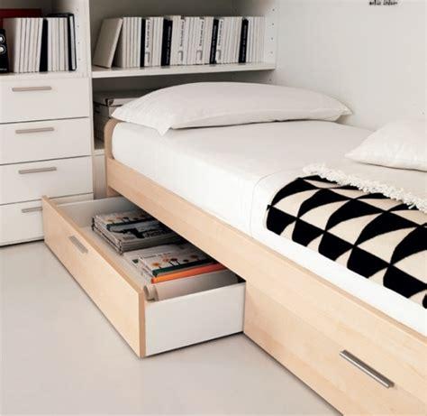 letto singolo cassettone letto chat doimo con cassettoni o rete estraibile