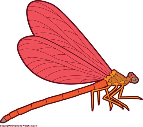 dragonfly clipart free dragonfly clipart