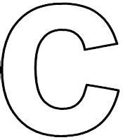 large letter c template onz de lelijkste letter uit het alfabet forum fok nl