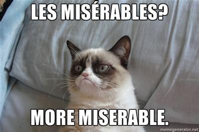 Miserable Cat Meme - grumpy cat meme d a meme kill the hydra