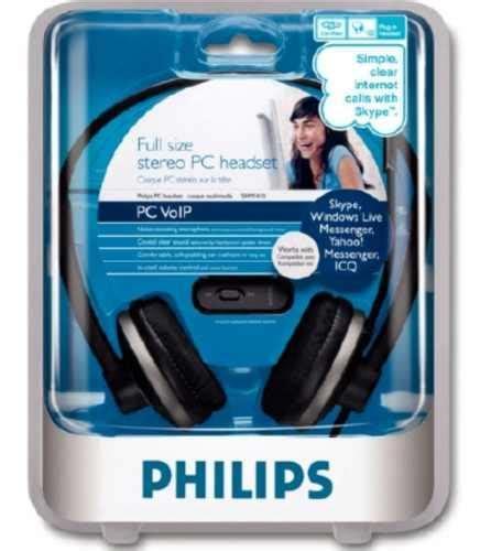 Headset Philips Shm 7410 fone de ouvido philips shm 7410 no paraguai