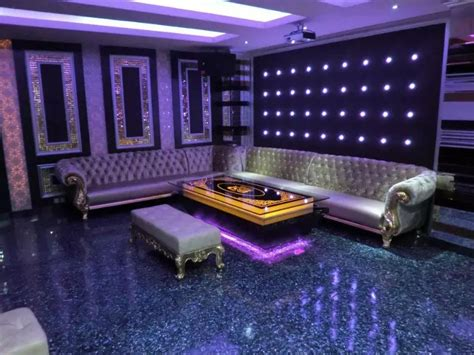 Club Couches by China Nightclub Furniture Fabric Corner Sofa For Sale