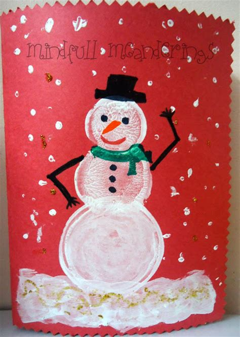 snowman cards to make make your own snowman card for artsy craftsy