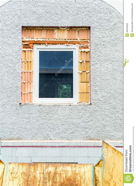 installing new windows in old house installing new windows royalty free stock image image