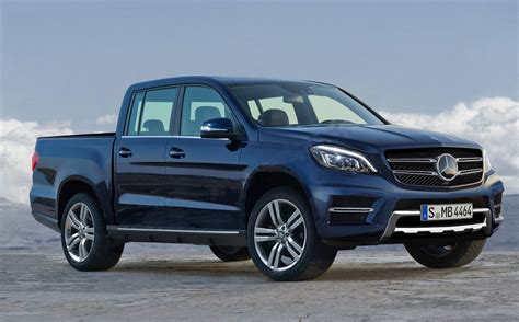 mercedes pickup 2017 live mercedes benz pick up launch in sweden october 25th