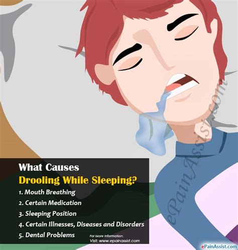 What Causes Sleepers In Your by What Causes Drooling While Sleeping How To Stop It