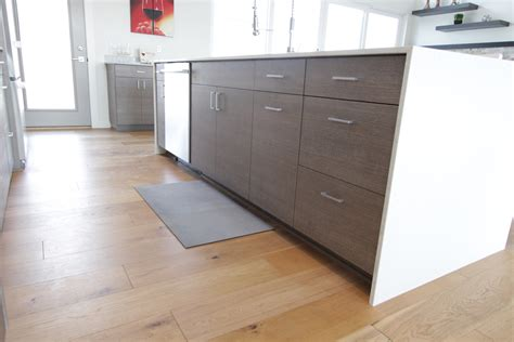 Laminate Countertop Construction by Affordable Custom Cabinets Showroom