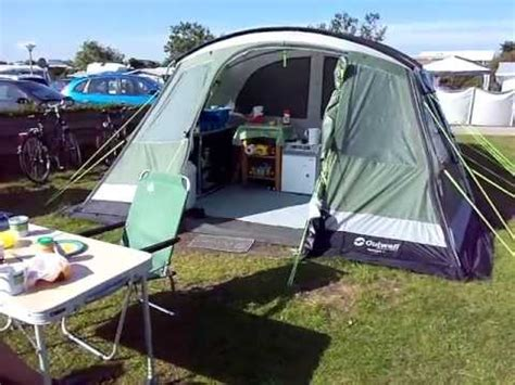 Outwell Vermont Xl Side Awning by Outwell Vermont L Side Awning Doovi
