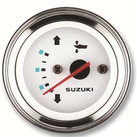 Suzuki Marine Gauges Suzuki Trim 34800 93j11 000