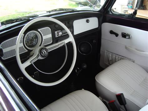 beetle volkswagen interior my 69 vw bug interior from the back seat w no front