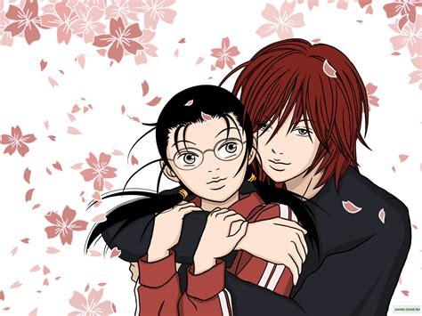 anime and gokusen zerochan anime image board