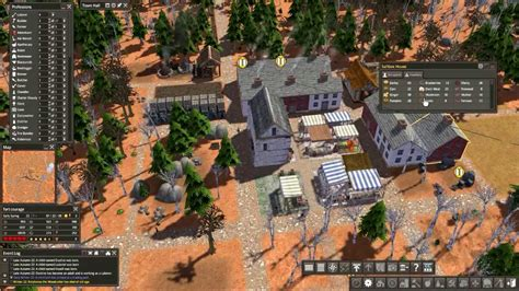 banished game fountain mod banished new frontier f troop ep7 courthouse and the