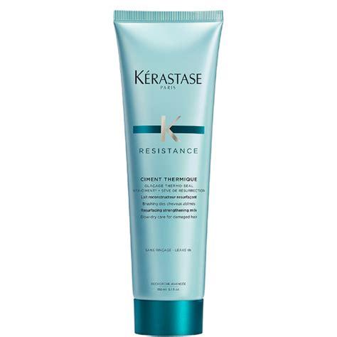 Shoo Kerastase k 233 rastase resistance ciment thermique 150ml health thehut
