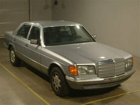 how petrol cars work 1987 mercedes benz e class free book repair manuals 1987 mercedes benz 380se for sale japanese used cars details carpricenet