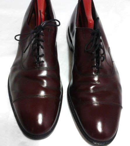 1000 images about cordovan shoes on allen