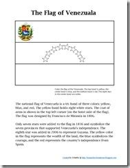 flags of the world lesson plan venezuela lesson plans and flags on pinterest