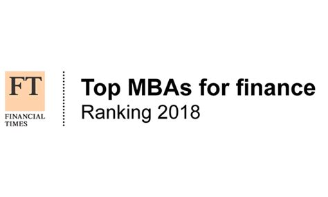 Best Mba For Finace by Alliance Manchester Business School Alliance Mbs