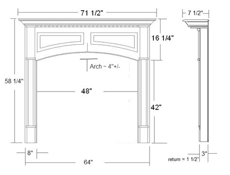 wood fireplace mantels mantel surrounds lexington