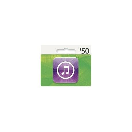 Itunes Gift Card On Ipad - 50 itunes gift card apple usa iphone ipad mac code certificate