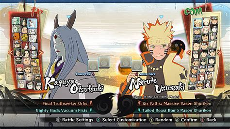 Ps4 Shippuden Ultimate Ninja4 Road To Boroto Reg 3 shippuden ultimate 4 how to unlock all characters shippuden