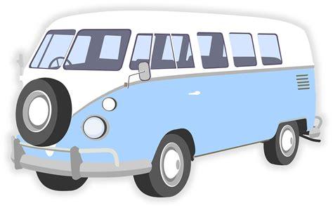 volkswagen van transparent free vector graphic volkswagen bus minibus van free