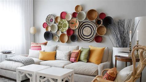 how to decorate wall at home creative large living room wall decor stylish large