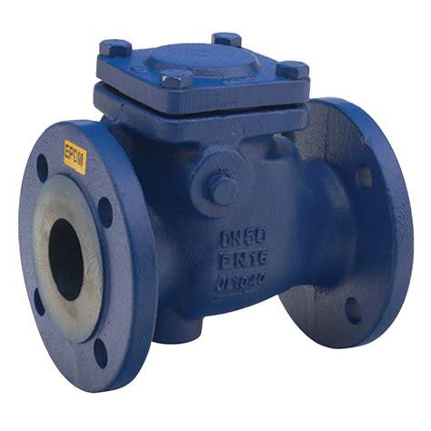 5 Wafer Check Valve Cast Iron Pn 16 cast iron check valve flanged pn16 epdm seat a range
