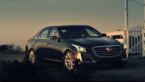 Cadillac Cts Sedan Review by 2015 2016 Cadillac Cts Sedan Review Top Speed