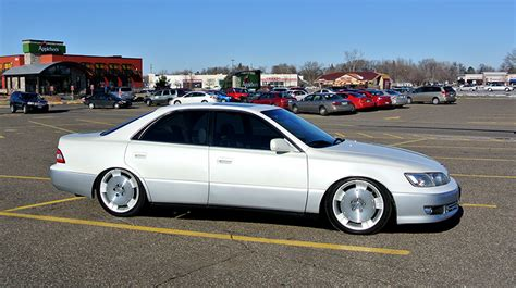 lexus es300 slammed 2000 es300 slammed on sc430 wheels lexus forums