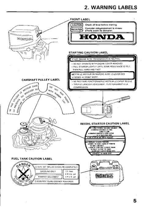 honda 8hp outboard wiring diagram honda scooter wiring