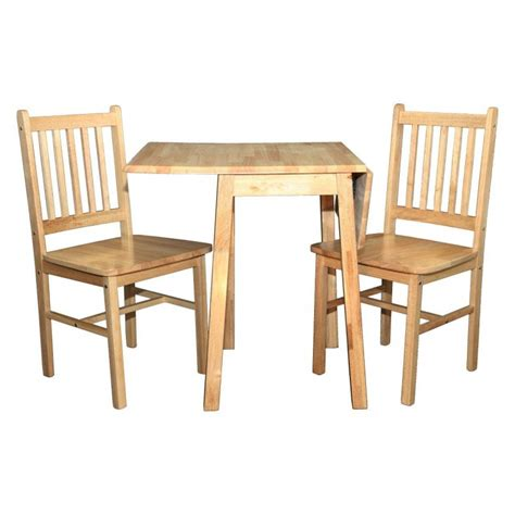 Drop Leaf Table With Chairs by Drop Leaf Table 2 Chairs