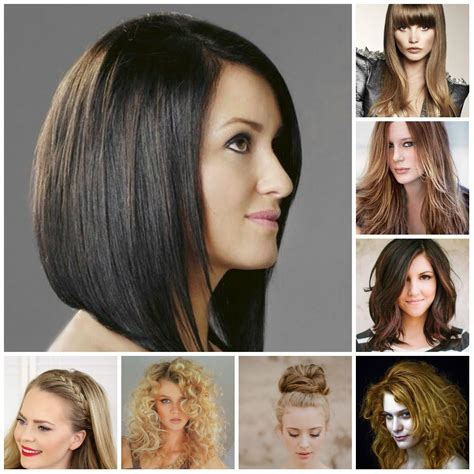 Style Cheveux 2016 by Hair Cuts 2017 New Hairstyles