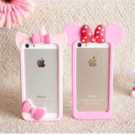 Bumper Iphone 5 5s Pink disney bumper for iphone 5 5s 5c