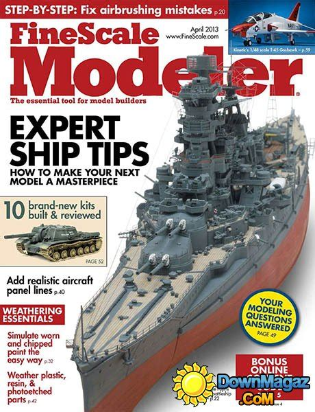 ambush mag volume 31 issue 18 2013 finescale modeler vol 31 no 04 april 2013 187 download pdf