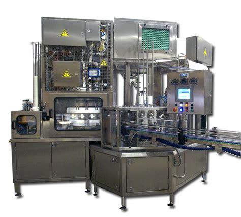 A Machine neo filling machine low work rate rotary machine serac