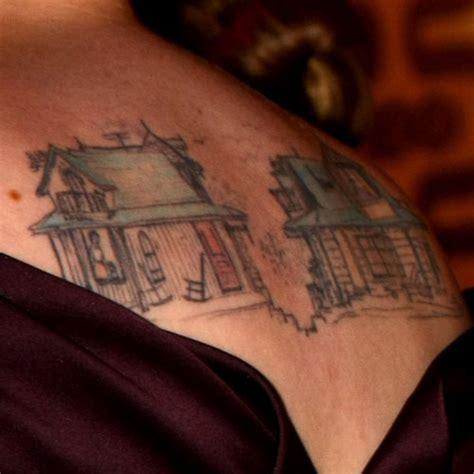 lena dunham tattoos lena dunham house back style