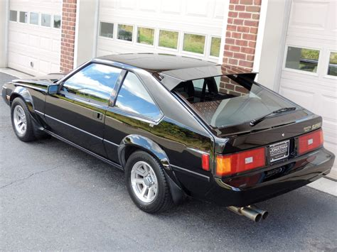 automotive air conditioning repair 1982 toyota celica engine control 1982 toyota celica supra stock 031620 for sale near edgewater park nj nj toyota dealer