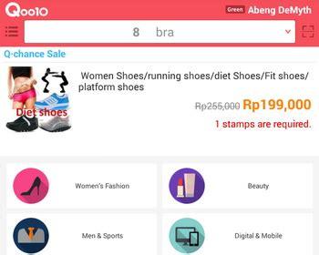 Aurat Penawaran Pembeli Promo Elektronika by Unduh Qoo10 Indonesia Gratis Android Qoo10